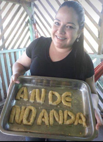 Activista hizo una chipa anti-ANDE y es furor