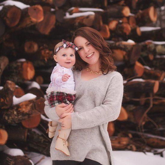 Sarah Buckley Friedberg hizo un impactante discurso sobre el día a día de las mamás trabajadoras.