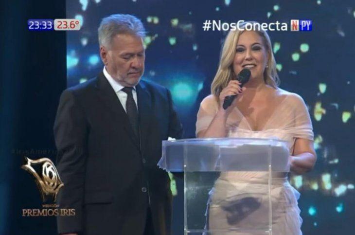 Entregaron los Premios Iris en Paraguay