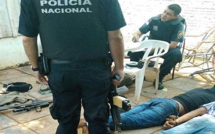 Hay un oficial herido