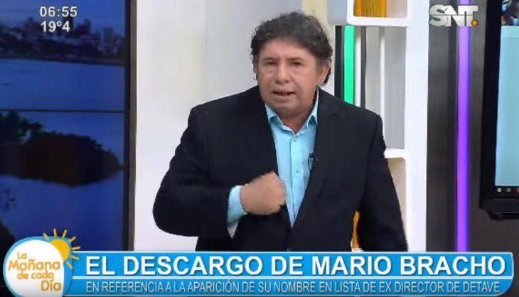 Muchos no creen en la justificación de Mario Bracho. Luego del escándalo