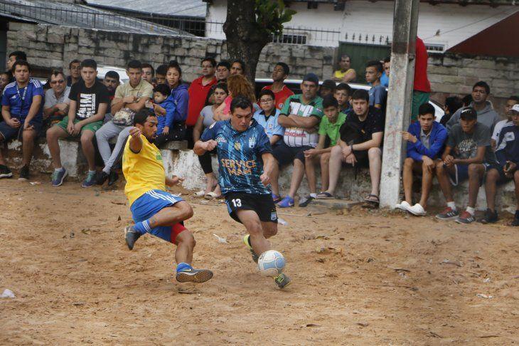 Tigre Ramírez: No estuvo Ronaldinho Gaúcho, pero sí nosotros
