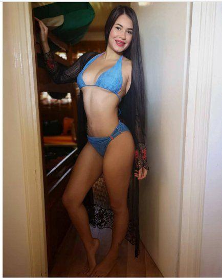 La modelo Laurys Rodríguez comentó que recibió un montón de Ontas en el chat de sus redes sociales.
