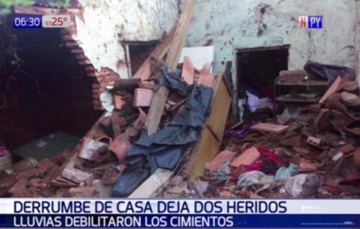 Los heridos fueron asistidos a diversos hospitales.