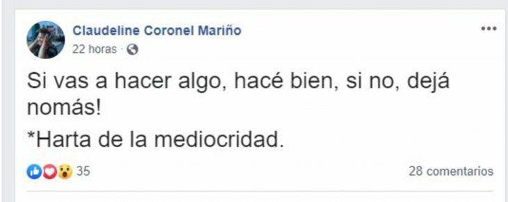 Insólita guerra de acento por el nombre de Concepción