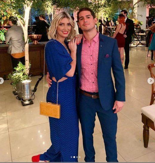 Carmiña Masi comparte fotos con su novio Marcos Viveros y le preguntan ¿cuándo te casás?