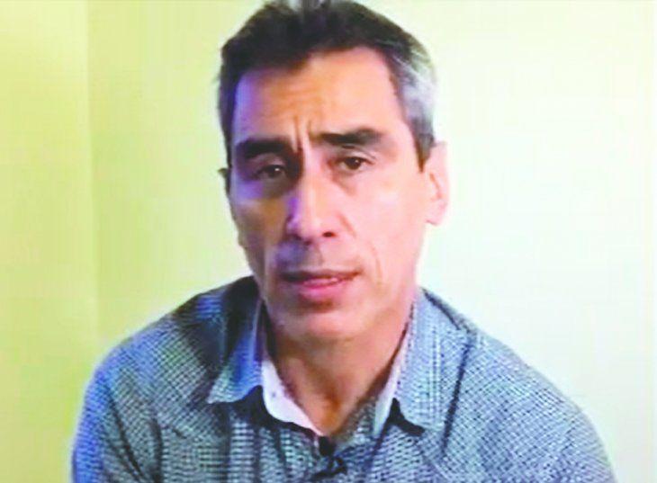 El exdiputado Luis Villamayor denunció en un video que su cabeza tiene precio