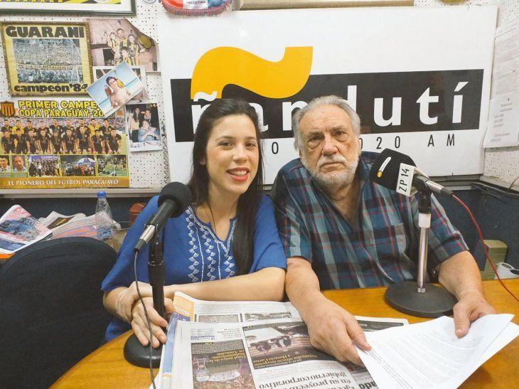 Humberto Rubín lleva 70 años haciendo periodismo.