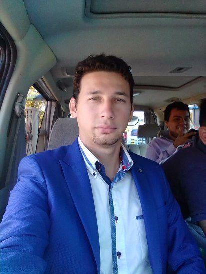 Aristides Echauri buscará un lugar en las municipales.