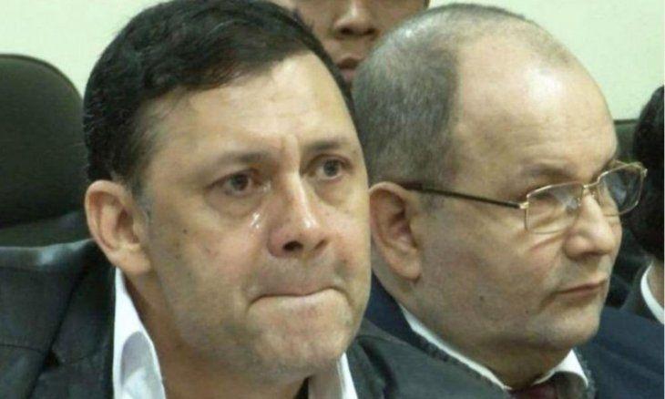 Senadores destituyeron a Víctor Bogado