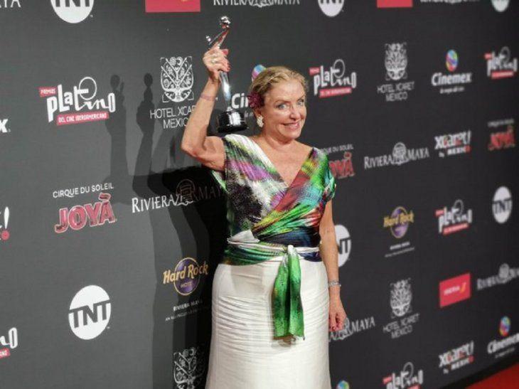 Ana Brun: actriz paraguaya le ganó a Penélope Cruz