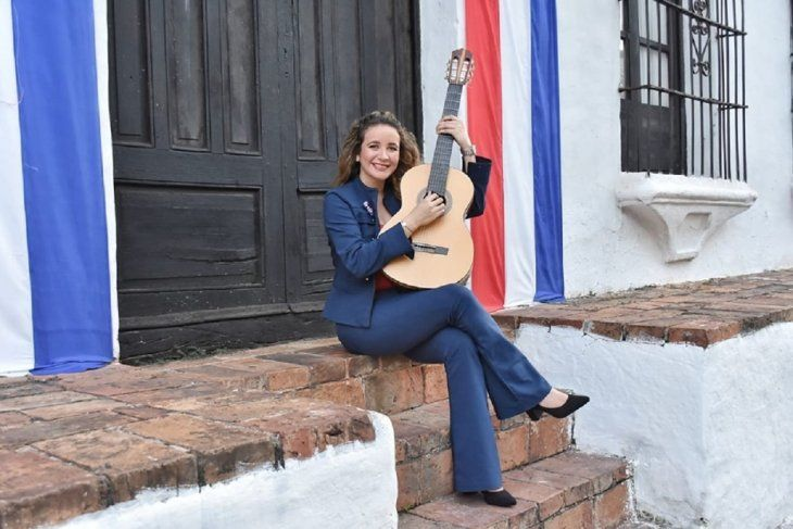 Daiana Ferreira de gira por Rusia y Suecia