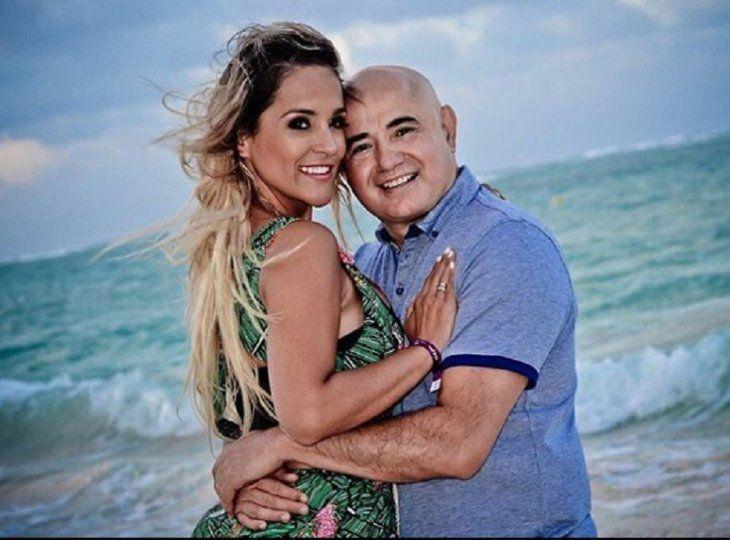 VÍCTIMAS DE ATAQUE. Karina Doldán y Domingo Coronel dijeron que los persiguen por su religión.