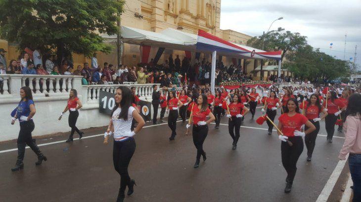 Desfile se realiza cada 31 de mayo