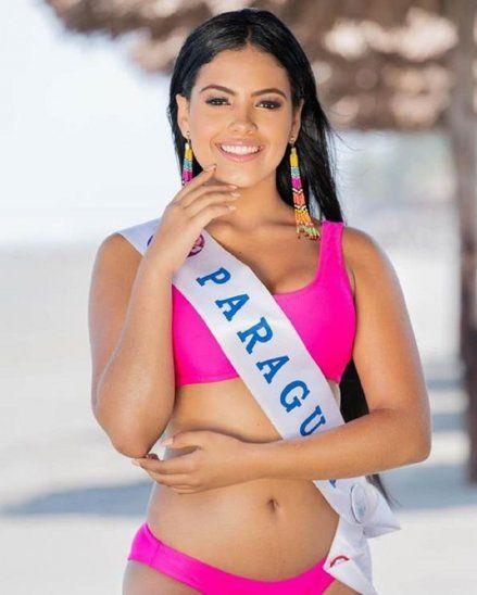 Bella representanteMarian Lailla necesita apoyo en las redes sociales para poder coronarse Reina de las Adolescentes.