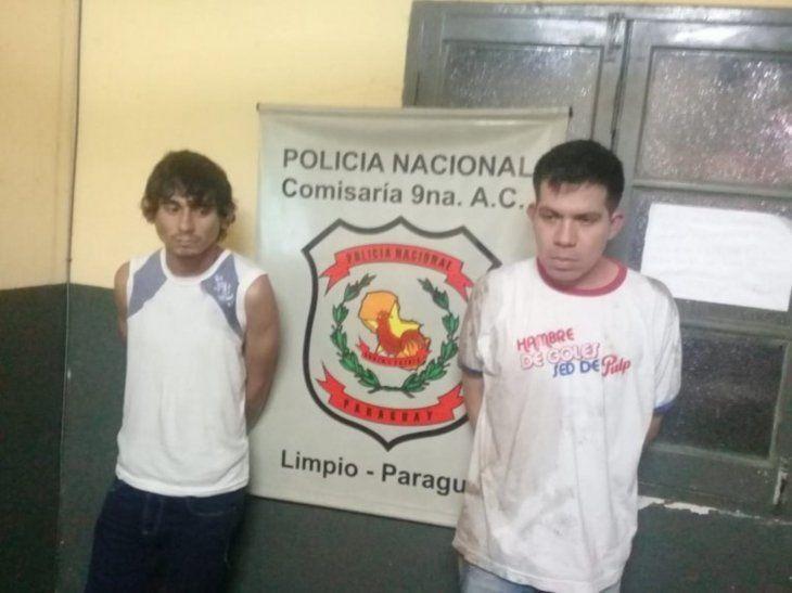 Marcos Fleitas y Manuel Jara no se salieron con la suya.