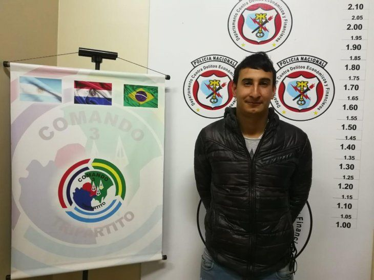 Cristian Javier Morel Segovia (22)