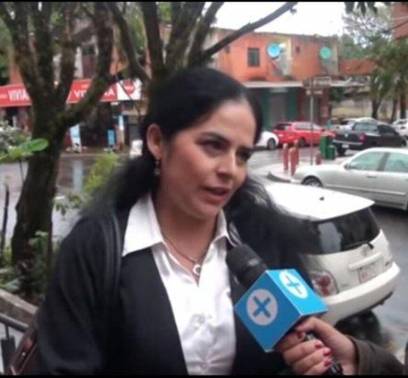 Supervisora Graciela Ester Brítez.