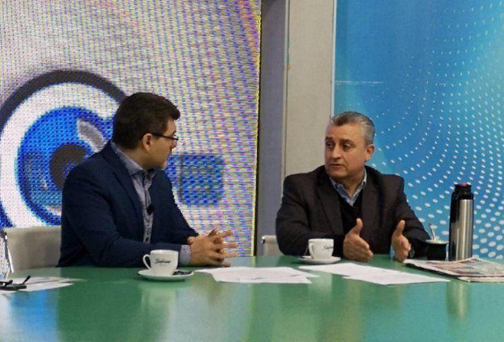 El ministro Juan Ernesto Villamayor habló sobre el proyecto de ley.