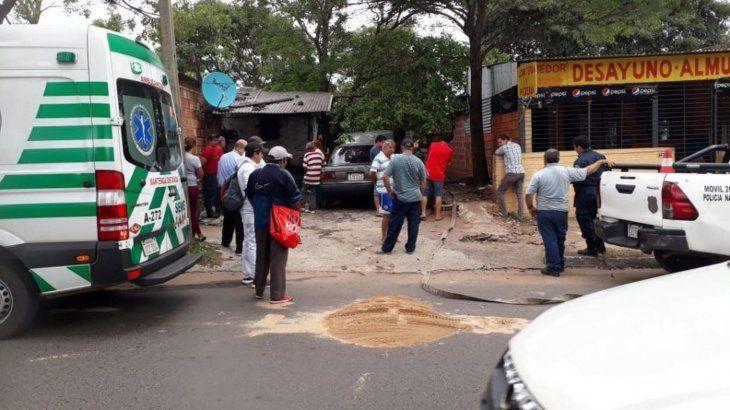 Niño de 3 años cayó a pozo de 18 metros en Barrio Jara