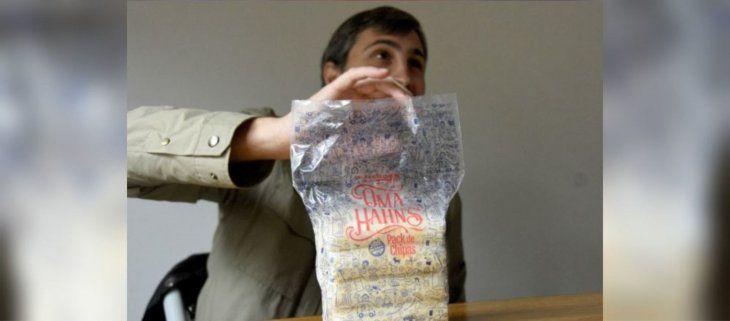 Fuchs asegura que la chipa es argentina lo que desató una nueva polémica. Foto: Primera Edición