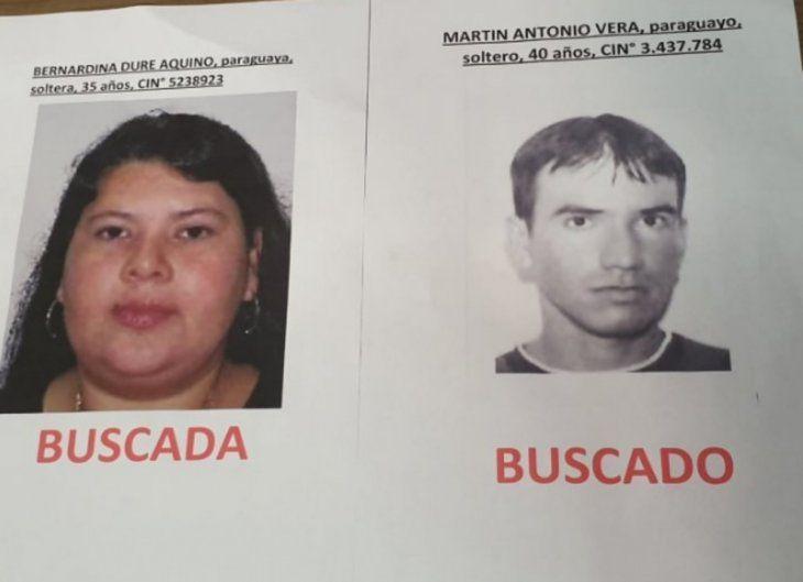 Bernardina Duré fue detenida; mientras