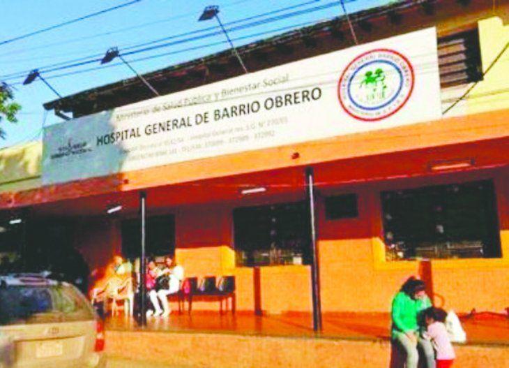 Cerro convoca a sus hinchas para darle una nueva pinta al Hospital de Barrio Obrero. Foto: Ministerio de Salud