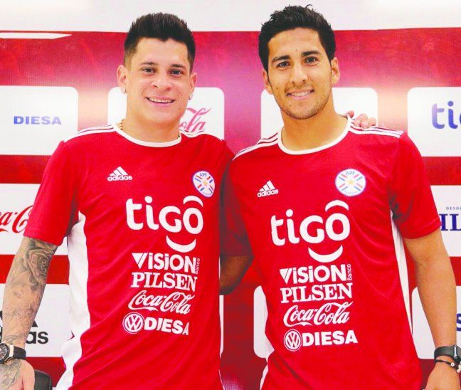 Juan Manuel y Cecilio están ya modo turbo y confiados en que la Albirró hará un buen papel. Foto: APF