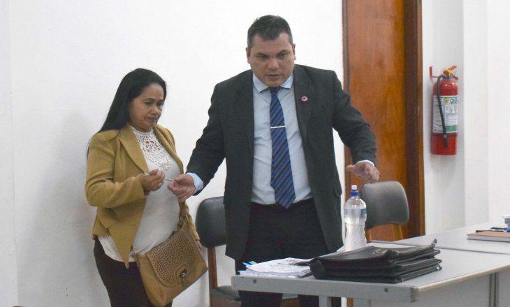 Tomasa Martínez pasará 5 años en la cárcel por haber golpeado a su marido. Foto: Radio Concierto