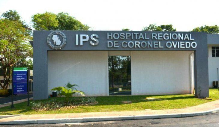 Moderno hospital en Coronel Oviedo