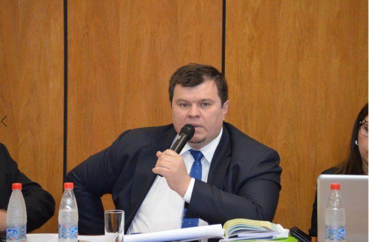 Dionisio Amarilla es el tercer legislador que pierde su investidura.
