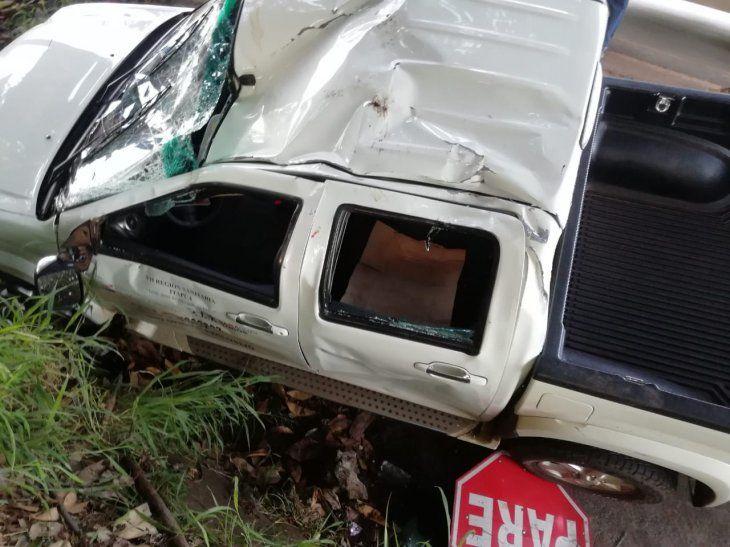 Alumna murió y su hermana quedó grave en accidente