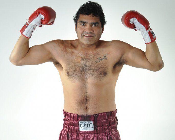 El exboxeador aseguró que desea conocer a su hija paraguaya.