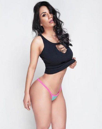 A Karina Flores le molesta que los varones intenten decirle que puede y no puede hacer. Dijo que por encontrar hombres que quieran dominarla anda soltera.