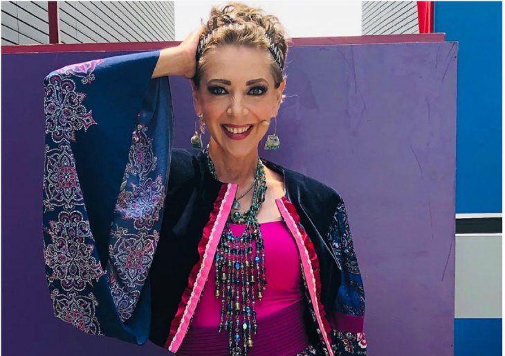 Edith González tenía 54 años