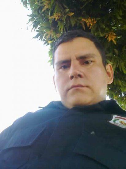 Elvio Cañete se fugó tras cometer el hecho.