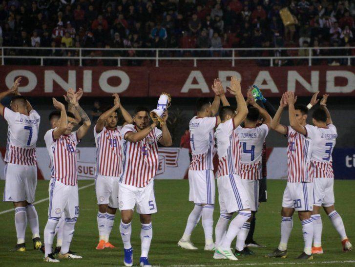 Paraguay debuta en la Copa América Brasil 2019 ante Catar