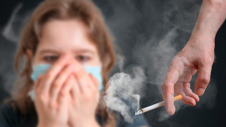 La reglamentación busca proteger a los no fumadores. Foto ilustrativa.