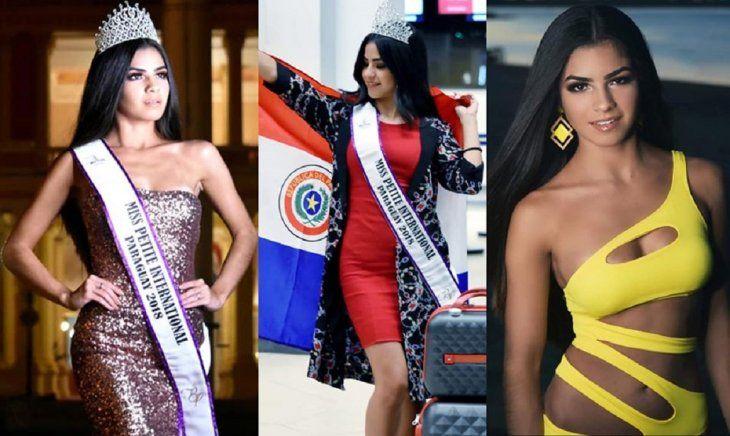 Buscan a la petisa más linda y sexy de Paraguay