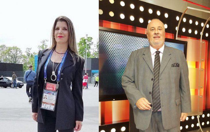 Soledad reaccionó ante la insinuación de Sosa Briganti