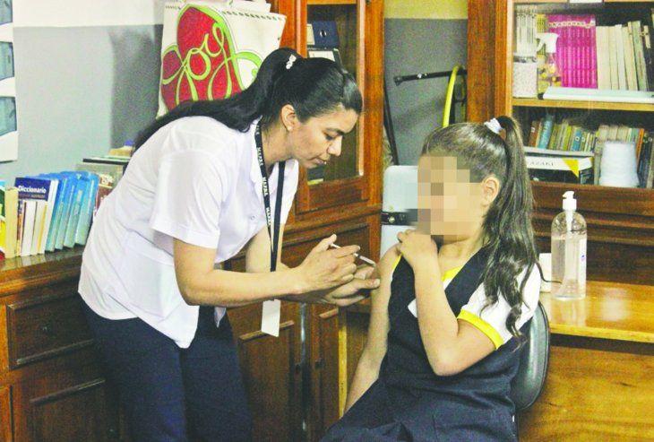 El Ministerio de Salud buscará otras maneras de llegar a los padres que todavía están reacios.