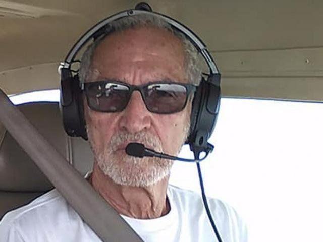 El piloto Edmur Guimarra Bernardes contó una historia de película