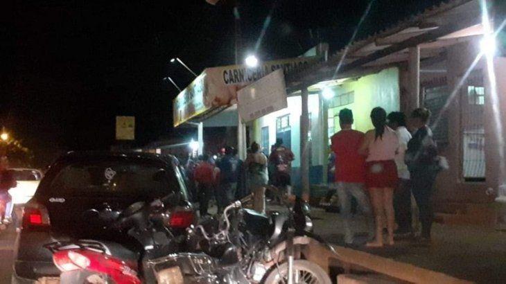 El nuevo caso de sicariato ocurrió en el interior de una carnicería de Pedro Juan Caballero.