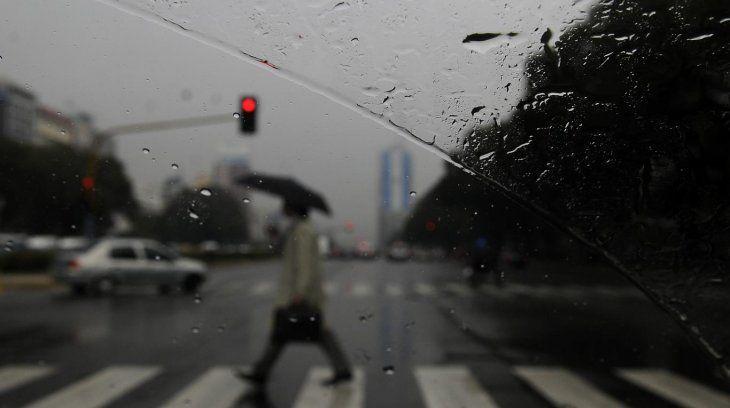 Se viene la lluvia y el frío