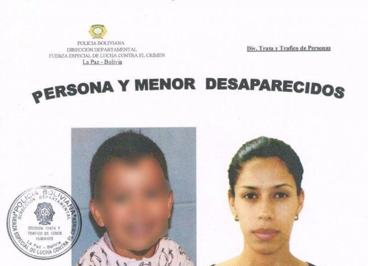 María Luisa Zárate Giménez había denunciado discriminación en Bolivia. Posteriormente desapareció.
