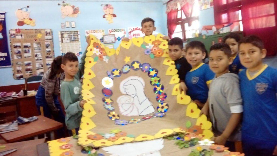 Pedro Juan se viste de fiesta para honrar a Perpetuo Socorro