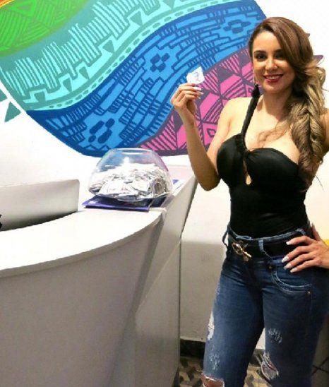 Vivi Figueredo recomienda que usen preservativos