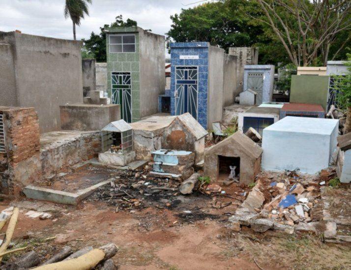 La extraña desaparición del cuerpo del difunto ocurrió en el Cementerio del Este. Foto: Úh