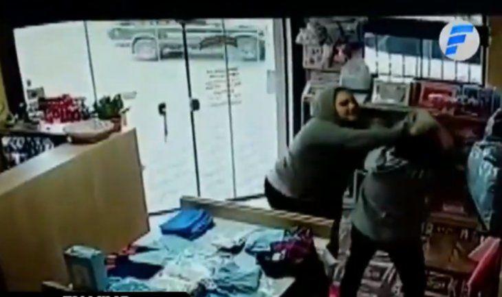 Ocurrió el lunes en un negocio ubicado en el barrio San Pablo de Asunción.