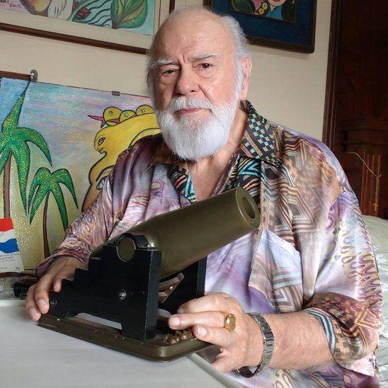 Joel Holden Filártiga Ferreira falleció a los 86 años.